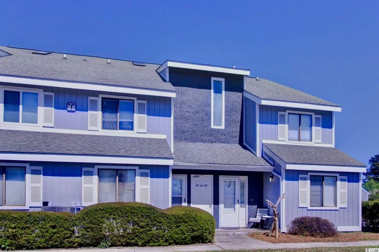 This 2 Bed/2 Bath unit is sold furnished, including all appliances and in-unit Washer & Dryer! Easy walk-up with only one flight of stairs with parking in front of the unit. The current owners have only used this property as a second home/vacation home. It has not been rented during their ownership, and they have kept it maintained as they would their own home. Golf Colony Resort is conveniently located near McLeod Seacoast hospital, Cherry Grove Beach, North Myrtle Beach, and the Historic Little River Waterfront! Amenities include an outdoor pool, landscaped courtyard area, and an enclosed/indoor pool. Don't miss a great opportunity to own this spacious condo, with a pool view! Contact an agent to schedule a showing today!