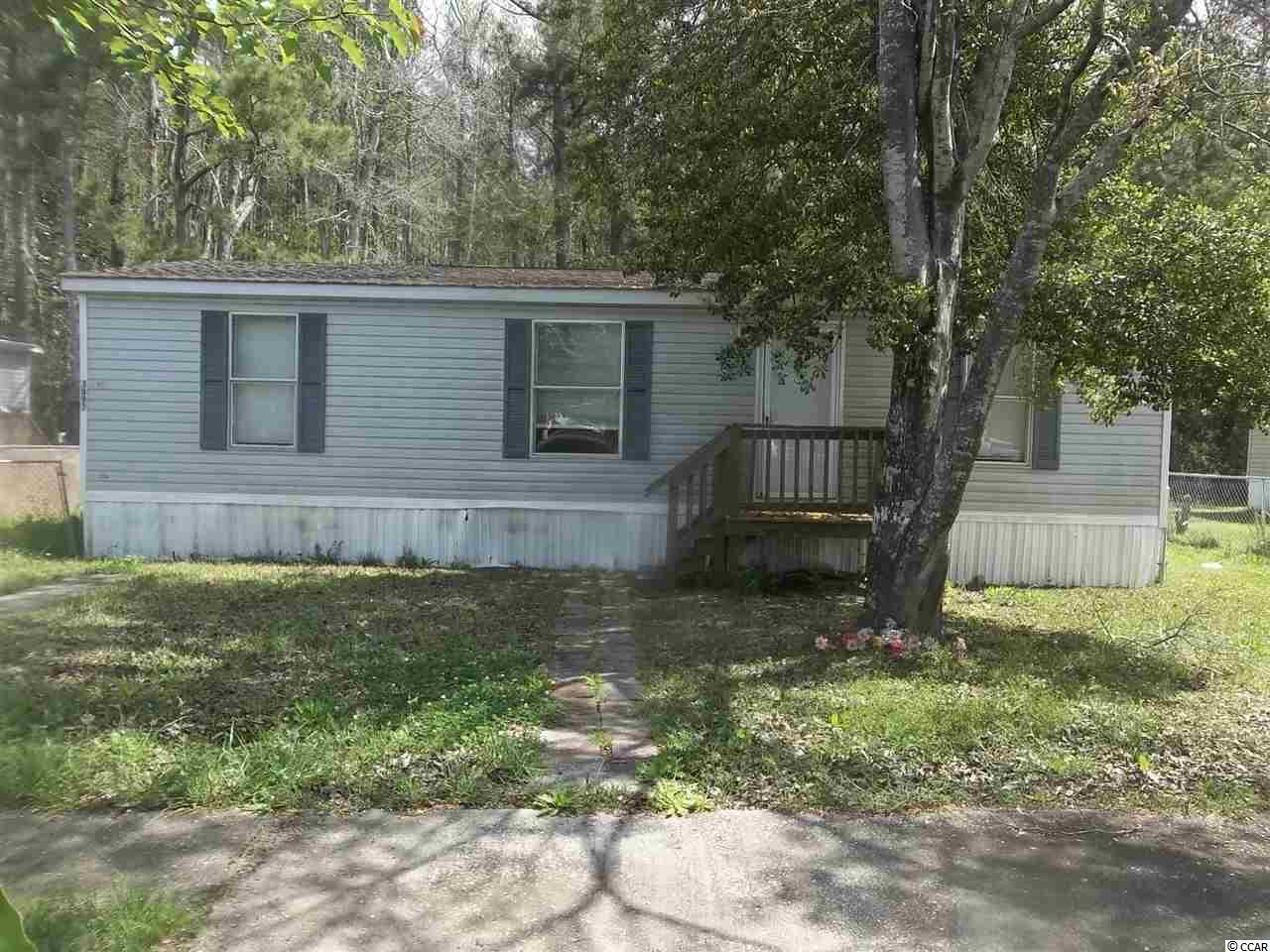 Good home, 3 bedrooms 2 baths fenced in backyard.  Will NOT qualify for FHA or VA.