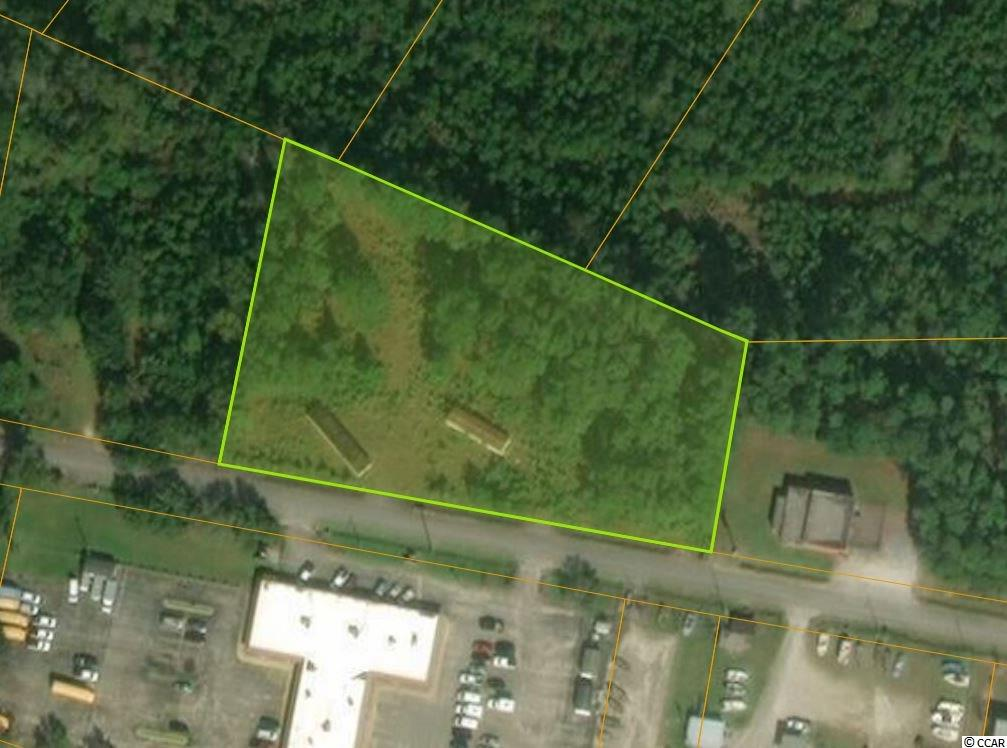 Great 2 plus acre commercial with 410 ' of road frontage on Savannah Bluff Road is ideal for your business Approx. 2.05 acre parcel is on the right with a sign on the property.
