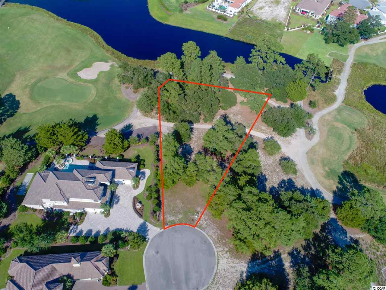 Imagine building your custom Mediterranean dream home on this near 3/4 acre lot in the highly exclusive gated community of Palermo at Grande Dunes. This .72 ac lot sits on a quiet cul-de-sac and between two signature holes with gorgeous views of lakes and the ICW. One of the last waterway lots left of this magnificent size. No time-frame to build and choose your own builder, we can also recommend a few. Furnishings are available! This property is located in South Carolina's premier coastal community in Myrtle Beach; Grande Dunes.  Stretching from the Ocean to the Carolina Bays Preserve, this 2200 acre development is amenity-rich and filled with lifestyle opportunities unrivaled in the market.  Owners at Grande Dunes enjoy a 25,000 square foot Ocean Club that boasts exquisite dining, oceanfront pools with food & beverage service, along with meeting rooms and fun activities.  Additionally, the community has two 18-hole golf courses, including the area's only truly private course designed by Nick Price, along with several on-site restaurants, deep water marina, Har-tru tennis facility and miles or biking/walking trails!  Please visit our sales gallery located in Grande Dunes Marketplace next to Lowes Foods to learn more about this amazing community you can call home.