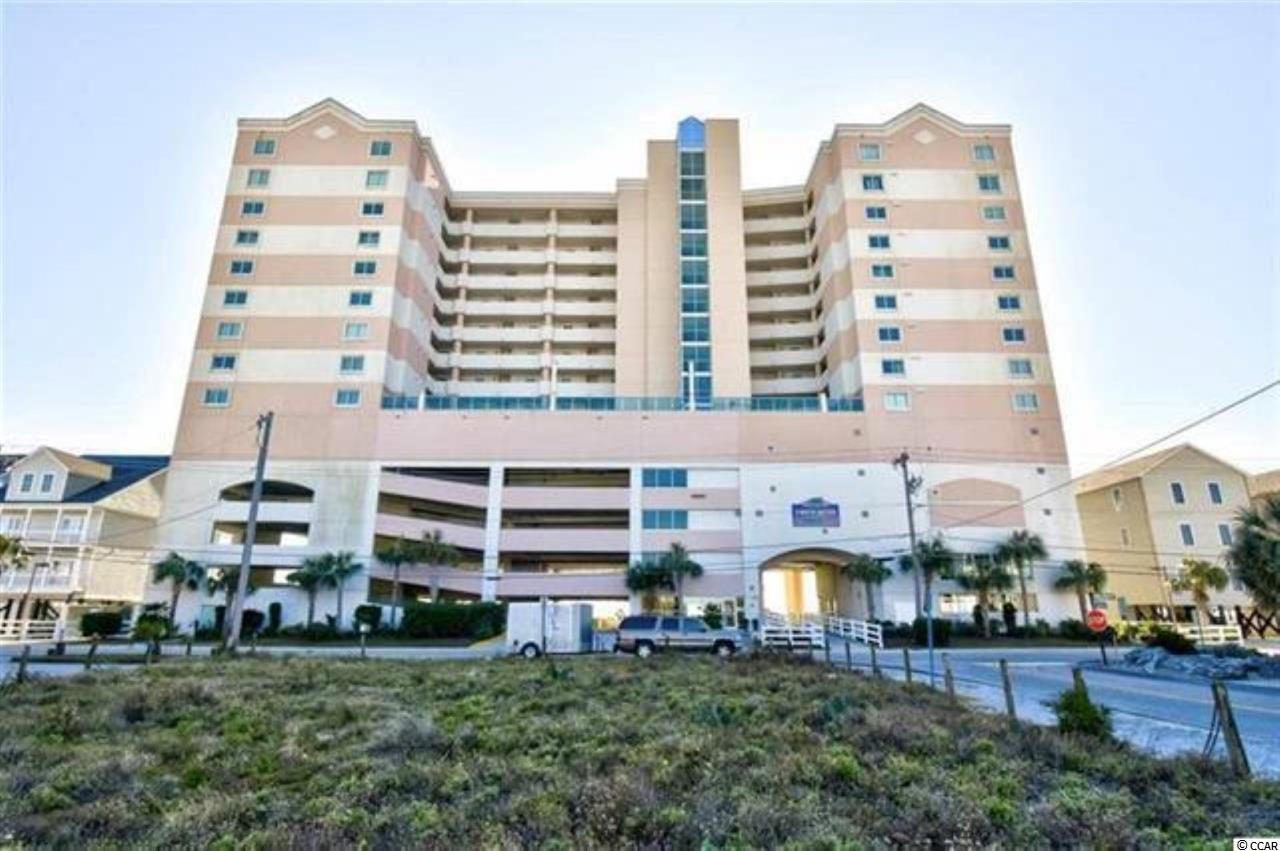 Rare opportunity to own a fully furnished, 4 bedroom, 3 bathroom corner unit on the 12th floor of Laguna Keyes. This unit includes all the upgrades including luxurious tile, updated fixtures throughout, washer and dryer, and much more. The kitchen is equipped with all appliances, plenty of cabinet and counter space, a breakfast bar and large dining area. Each bedroom includes a ceiling fan, beautiful ocean view from a window, spacious closet, and easy access to a bathroom, while the master also offers access to your 12th floor oceanfront balcony. Enjoy the miles and miles of oceanfront views from the balcony, and spend your days enjoying the many amenities downstairs. Laguna Keyes offers indoor and outdoor pools, lazy river, hot tubs, kids pool, exercise facilities, and more. A large storage unit is also included with sale for added convenience. Perfectly situated in the heart of North Myrtle, close to all of the Grand Strand's finest dining, shopping, golf, and entertainment attractions. You won't want to miss this. Schedule your showing today!