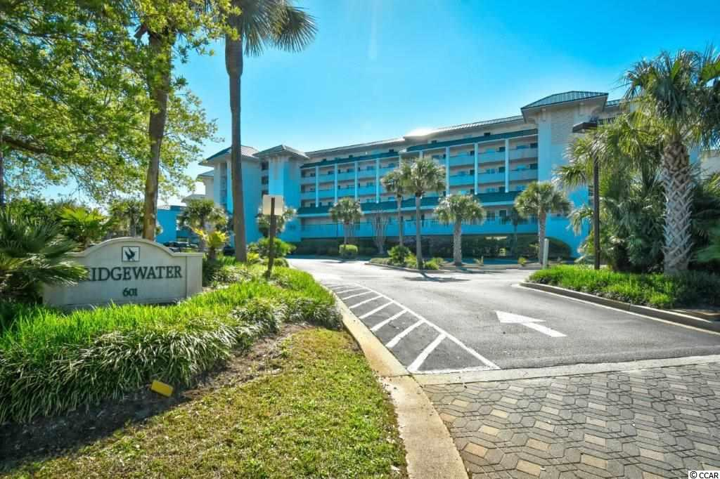 Don't miss seeing this wonderful condo on the 3rd floor of oceanfront Bridgewater in fabulous Litchfield by the Sea Resort. Beautiful views of the ocean and pools. This fully furnished one-bedroom condo with full kitchen, one full and a half bath, and a living room with additional sleeping. The sofa opens into a bed and for extra guests there is also a Murphy bed. Relax on your balcony and enjoy the amazing ocean breezes, fantastic beach, indoor or outdoor pool and lazy river. Amenities include tennis courts, walking/biking trails, the beach club, and the security of gated access. Close to all the area has to offer.