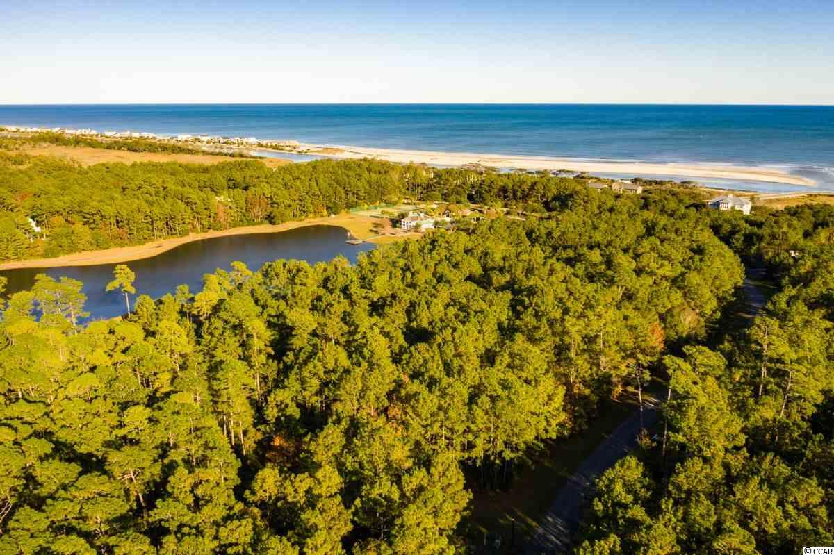 This homesite is located in the gated community of Prince George Oceanside. Overlooking the beautiful Ocean Clubhouse and lake, the homesite is just a short walk away from the ocean amenities including pool, tennis, basketball, volleyball, and playground. With private beach access, Prince George is a one-of-a-kind location on the East Coast. This homesite has been cut for you to drive on and show your clients.