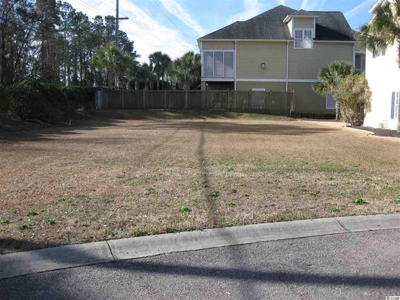 Cleared, flat lot ready to build.  Will accommodate a patio home or raised home.  Enjoy Sunset Harbour's beautiful clubhouse, swimming pool, hot tub, boat ramp and fenced in boat and trailer storage.  Bring your builder