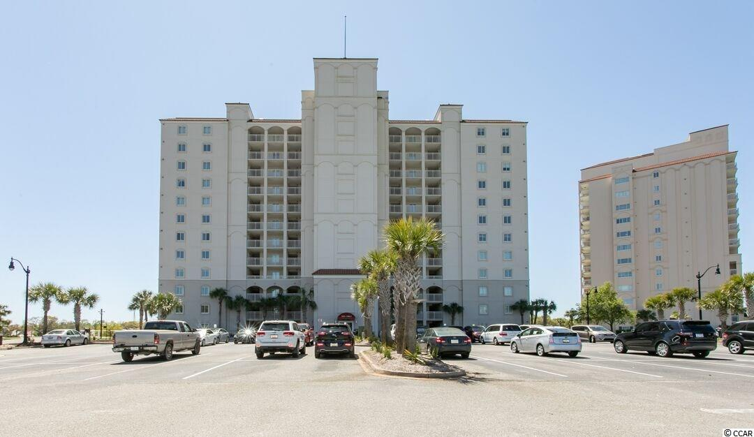Barefoot Resort - perfect for your second home, retirement or investments.  This large 3/3 bath end condo offers lots of space, light, and beautiful views of the ICW and Barefoot pool area.  It also offers granite countertops, open floor plan and private balconies from the living room and master bedroom.  Uniquely designed, these condos can be used as lockouts for rentals or large family privacy while vacationing.  Barefoot Resort offers everything you need in a resort - walking trails, 4 championship golf courses, shops, pool, boating and so much more - come enjoy Barefoot!