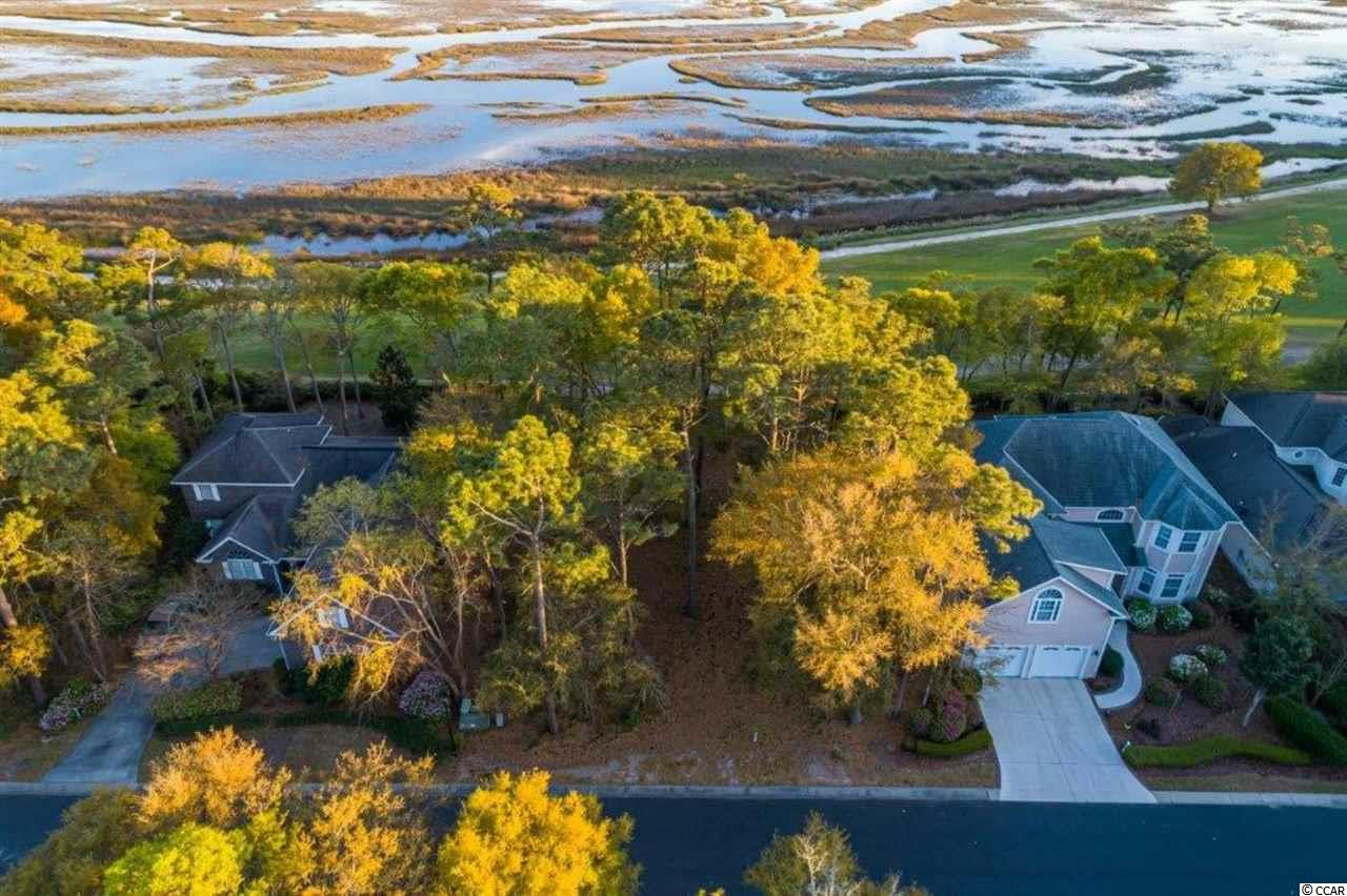 Located in the prestigious Bluffs of Tidewater plantation, this lot is the perfect location for your dream home. Located directly on the golf course with long range views up and down marsh front. This lot not only offers a gorgeous golf course view, it overlooks the Cherry Grove marsh and you can see all the way across the marsh to the beautiful channel home section of Cherry Grove from your new home. There are a limited # of these lots along Bucks Bluff that have not been built on. Tidewater is a unique gated waterway and marsh front community that offers you the lifestyle that you have been looking for. Quiet and secluded, yet super convenient to the beaches, shopping, award winning dining and nightlife that the Grand Strand is known for. Tidewater has unparalleled amenities including a full social calendar to choose from; pool, clubhouse and incredible oceanfront clubhouse for members only on the beaches of Cherry Grove.