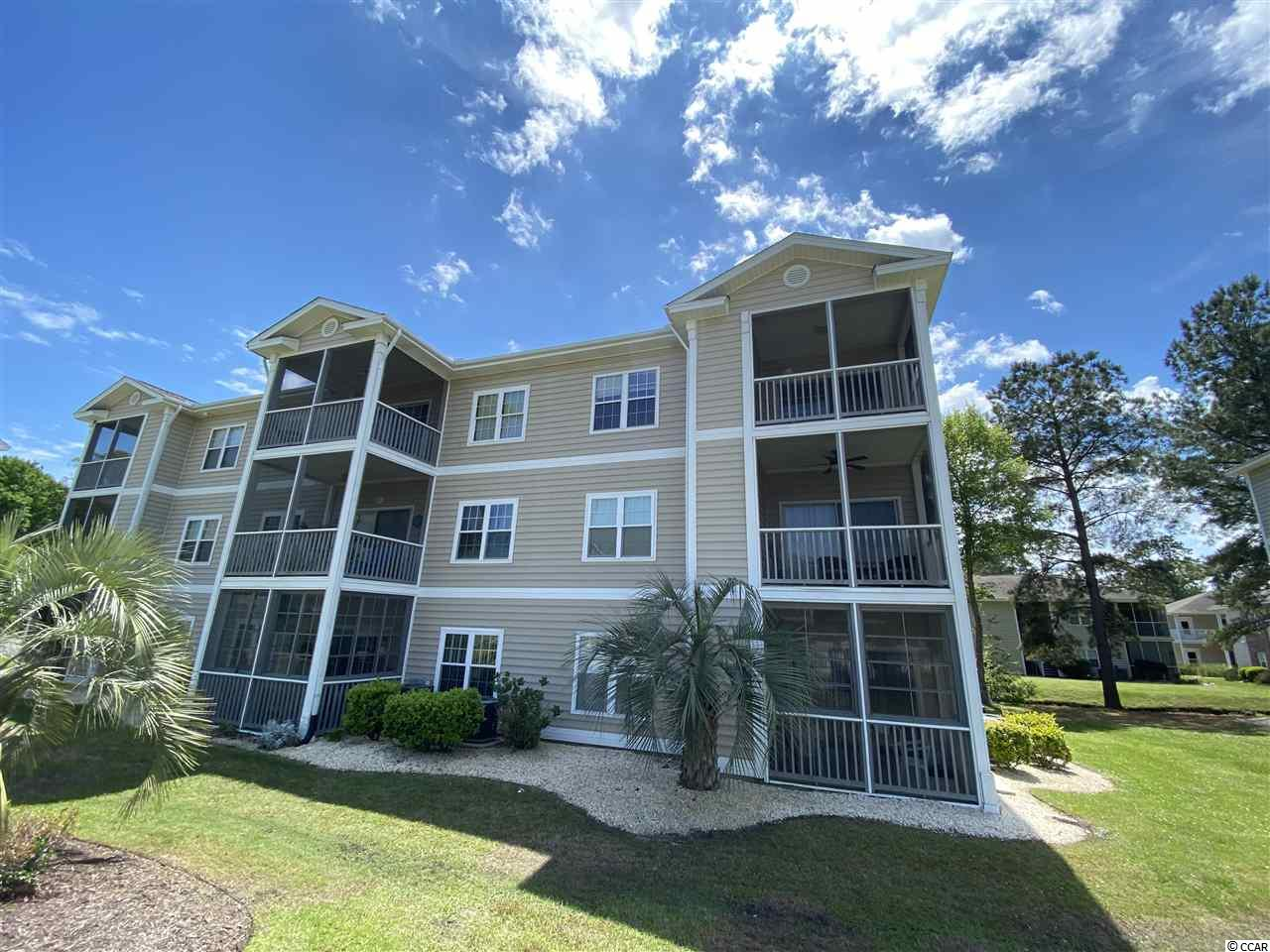 HANDYMAN Special!! This lovely 2 bedroom top floor condo has vaulted ceilings and is on the end of the building overlooking the community swimming pool. There is plenty of natural light and great views from the balcony. The home needs some updating and upgrading to be on par with the higher priced comps in the community. Price to sell fast!! Home sold AS IS.