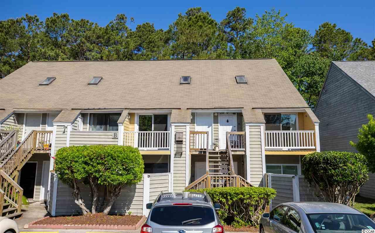 Awesome location! Close to shopping, beaches and pier.   Well taken care of 2 bedroom unit with open floor plan, beautiful floors and fresh paint throughout. Stairs freshly painted Summer 2020.  HVAC replaced in 2017, gorgeous walk-in shower, extra outside storage and much more.  Great investment property or home at the beach! Check out the online virtual tour: https://my.matterport.com/show/?m=Eesuc5FPHUV