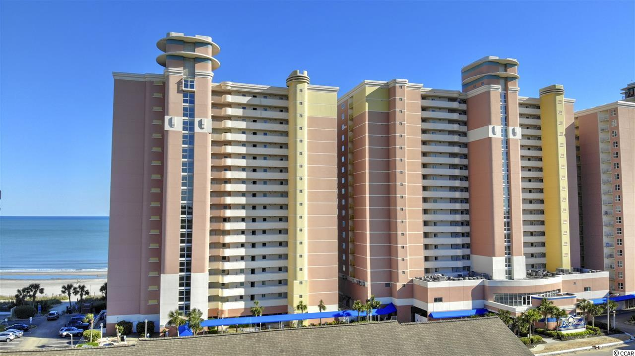 Breathtaking views from this 2 bedroom oceanfront, corner unit. Enjoy the luxury and resort lifestyle that Baywatch has to offer. This unit has a washer and dryer.  Amenities include indoor and outdoor pools, lazy river, kiddie pool, fitness center, restaurant, sports bar, covered parking. Conveniently located in the Crescent Beach section of North Myrtle Beach.  Square footage is approximate and not guaranteed.  Buyer is responsible fro verification.