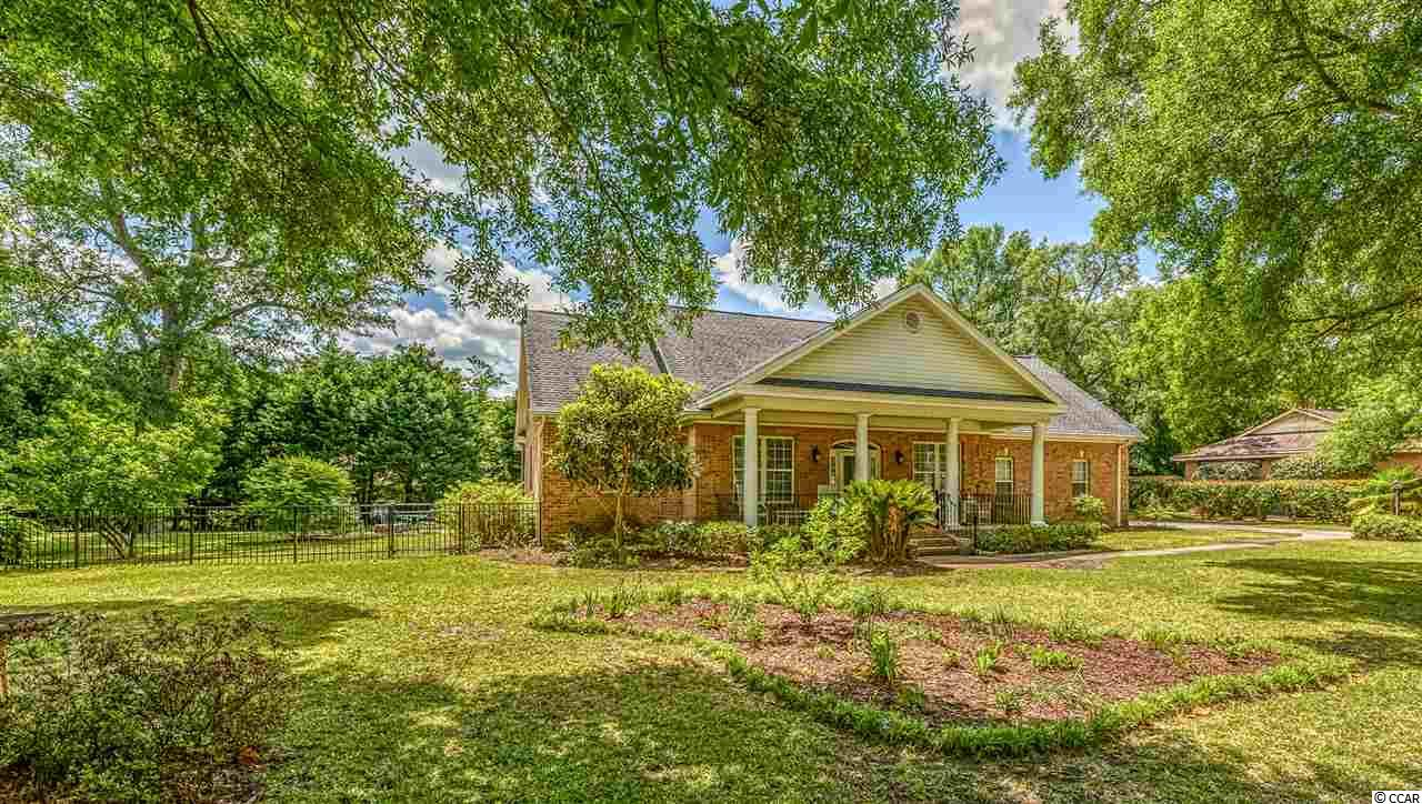 """Tucked quietly in the secluded Arcadian Shores section of Myrtle Beach is 10080 Washington Circle.  Just a golf cart ride to the beach, the all one level home is position on a fenced-in cul-de-sac homesite with tons of privacy.  Offered fully furnished, this home is the textbook definition of a """"turn-key"""" house.  Flanking the foyer is a formal dining area with direct access to the kitchen.  The large kitchen opens into a cozy family room and a huge living room.  As a true split bedroom floor plan, the master retreat is on the backside of the home, and the spacious guest bedrooms are on the opposite corner.  Two of your favorite rooms will be the sunroom and the screen porch.  The oversized sunroom has abundant light and will provide countless hours of relaxation time.  The roof was installed in 2013 and had a 50-year shingles installed. HVAC units were replaced in 2018, and the windows have an impact protection film.  The Arcadian Shores section of Myrtle Beach is one of the best-kept secrets along The Grand Strand, Ideally situated in between Myrtle Beach and North Myrtle Beach, this secluded location offers you easy access to everything the Grand Strand has to offer. The VacationLife Starts here!"""