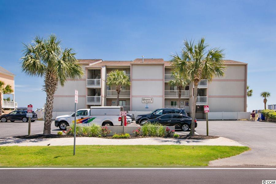 OCEANFRONT, 1st FLOOR, SURFSIDE BEACH!!! Excellent opportuntiy to own this 2 Bed/2 Bath Condo in the Highly Desired Surfside Beach Community. This type of Condo does not come on the market often...TURNKEY, Over 13 years established rental history, managed by owners, marketed through VRBO, a premier partner with over 110 reviews and a 5 star rating. This tastefully updated beach condo offers MULTIPLE upgrades! Newer luxury vinyl plank flooring in main area, kitchen and laundry room, installed 2019. Kitchen boasts maple cabinets, quartz countertops, breakfast bar, newer stainless steel look appliances,  SS dishwasher was replaced March 2020. New carpet installed in both bedrooms in 2019, Master bathroom features tiled floors, contemporary gray vanity w/marble top, spa like tiled shower with built-in nook, remodeled 2018, 2nd bath features tiled floors & updated vanity w/granite countertop. Floorplan offers open entertainment with outdoor oceanfront balcony access from living room & master bedroom. Separate laundry w/cabinets for extra storage, lockable interior owners closet for personal items, exterior storage unit for beach chairs/accessories, located on same floor. Amenities include, private beach access, outdoor pool, outdoor shower, grilling/picnic area. Close proximity to Myrtle Beach airport and all the best shopping & dining the Grand Strand offers. Call today to schedule your private showing. Tranquil ocean views are waiting for you!