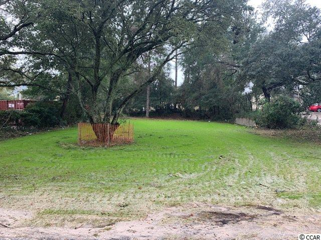 This beautiful lot is just 900 feet away from the sand! This lot is located in a desirable part of Myrtle Beach and features large beautiful oak trees! This is your chance to own a beautiful piece of Myrtle Beach and build your dream home that is walking distance from the ocean!