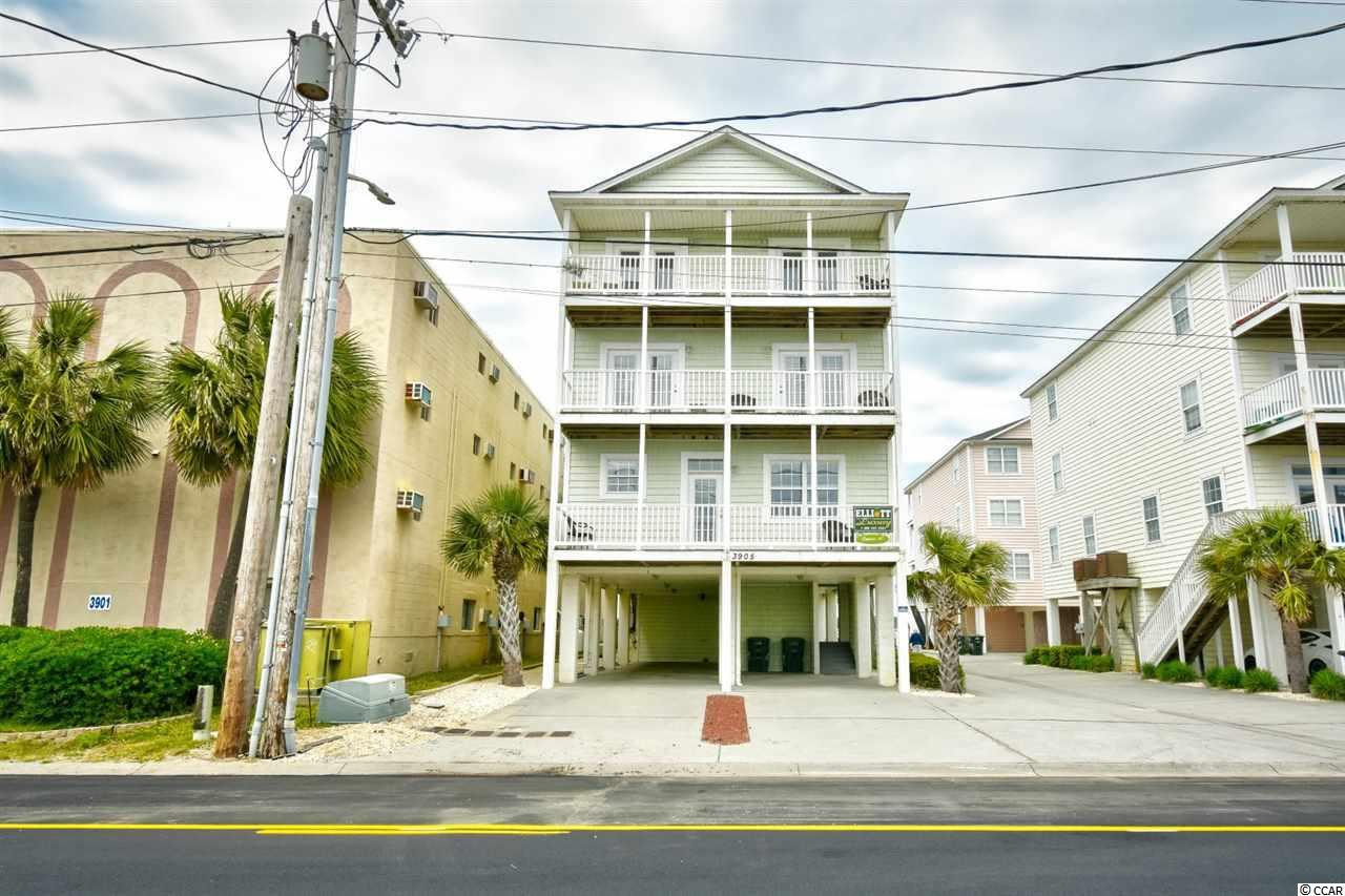 Don't miss this rare opportunity to own this 16 bedroom, 14 bathroom, second row beach house in the heart of North Myrtle Beach! Two separate units, each with 8 bedrooms and 7 baths, this property can be rented separately or together to allow for larger groups. Each unit features a full kitchen equipped with 2 refrigerators, large work island with a breakfast bar, and a full size dining area that seats 10. Each unit also offers a large bonus room with pool tables, and a washer/dryer in each unit for added convenience. Each bedroom includes plenty of closet space and easy access to a bathroom. Unit A1 faces the ocean, and A2 faces the marsh so you will have unobstructed views from every room! A private in ground pool is also located on the property. Perfectly situated just across the street from the beach and close to all of the Grand Strand's finest dining, shopping, golf, and entertainment attractions. The rental potential is incredible and each unit is ready for you to move in or start renting! Schedule your showing today!
