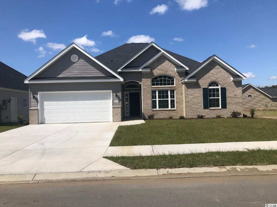 We have 6 floor plans they can choose and customize from Granite standard in kitchen Luxury vinyl through out carpet in bedrooms Stainless steel appliances fully sodded yards