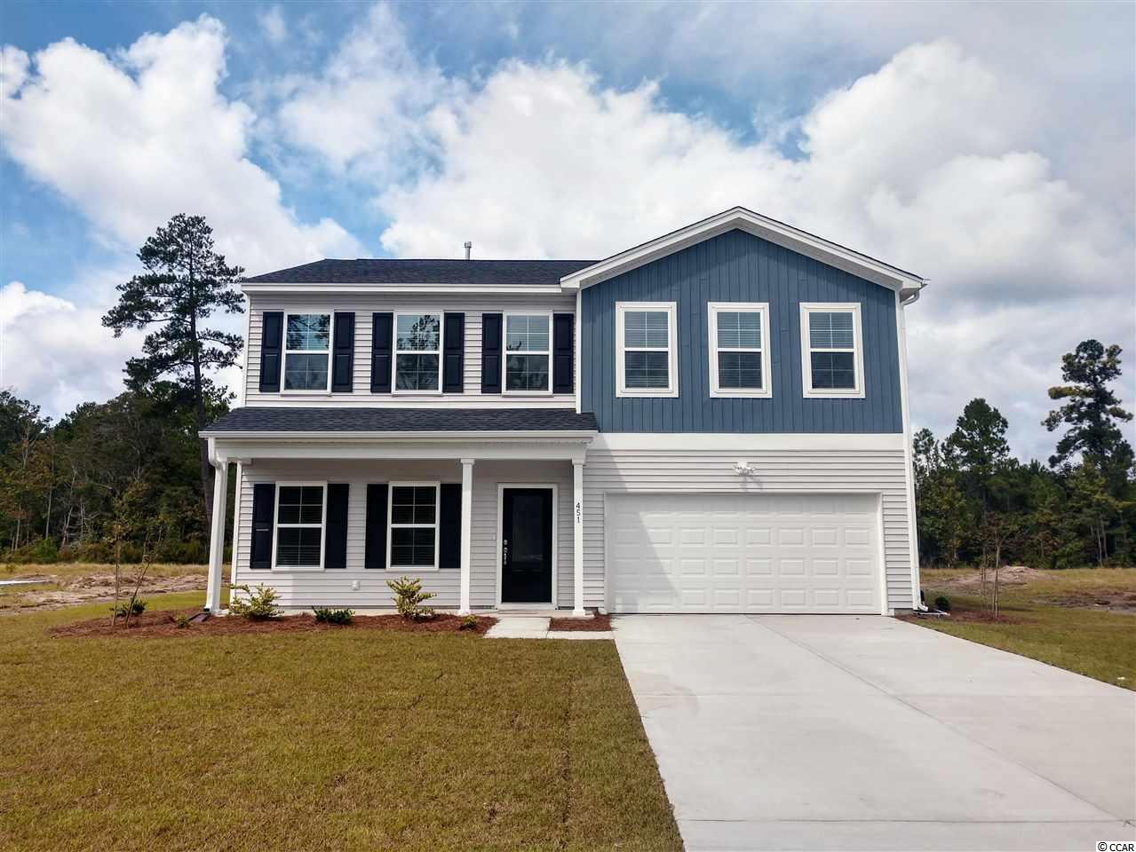 Currently selling at Coastal Point!  Just minutes to Myrtle Beach and historic downtown Conway, close to schools, shopping and the beach!   Mungo Homes at Coastal Point - a Natural Gas Community!  This McDowell plan is under contract, but we can build another one on any available lot, your buyer can choose their colors, selections, and options!  Lot premium and options will determine final price. With 2,218 Htd SF, 2-story, 4 bedrooms 2.5 baths, and flex room/office.   Not the right home? We offer 6 other home plans, from 1,665 to 3,049 Htd SF, 3-6 bedrooms, 2-4 baths.  We have the home that will meet your needs!  All homes have 2 car garages.  Included features: Advanced Framing; Natural Gas! Gas heat; Tank-less gas hot water; Recessed Ceiling lights in Kitchen; GE Appliances; Kitchen Granite countertops; Programmable Thermostats; 9' ceilings on first floor; Energy Efficient with LED bulbs, 14-SEER HVAC system, Air Barrier, and Sealing;  Architectural Roof Shingles; Vinyl siding with Lifetime Warranty.    Buy with Peace of Mind with our Nationally Recognized Customer Service Care!  We provide Customer Orientations at Pre-construction, Pre-drywall, and Pre-closing, and QBW 2-10 year Warranty. Ask about our incentives and special financing programs!