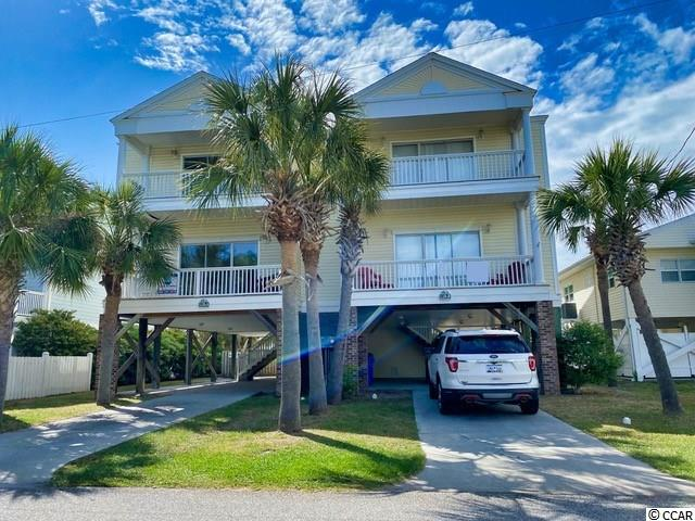 If you are looking for an affordable, spacious beach home, walking distance to the beach, look no further. 118B Yaupon Drive North is located in Surfside Beach. This five bedroom, four and a half bath home features everything you need. Multiple decks to enjoy the ocean breeze, bedrooms for all of your guests, bathrooms galore. It even features two queen pullout sofas, a picnic area and private pool. Be sure to view the walking video tour of this property on my YouTube channel.