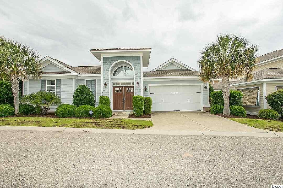 Unique furnished 3 BR / 2 BA home with a private courtyard in North Beach Plantation. Split bedroom floor plan. Main living area has wood flooring, Kitchen has granite countertops and SS appliances.  North Beach Plantation,60-acre oceanfront development offers a 2.5-acre pool area with a swim-up bar rated#1 in the US by TripAdvisor, 8 pools, 5 hot tubs,lazy river, world-class spa, Beach Fit fitness center, shuttle, security and 3 on-site restaurants located across from Barefoot Landing.