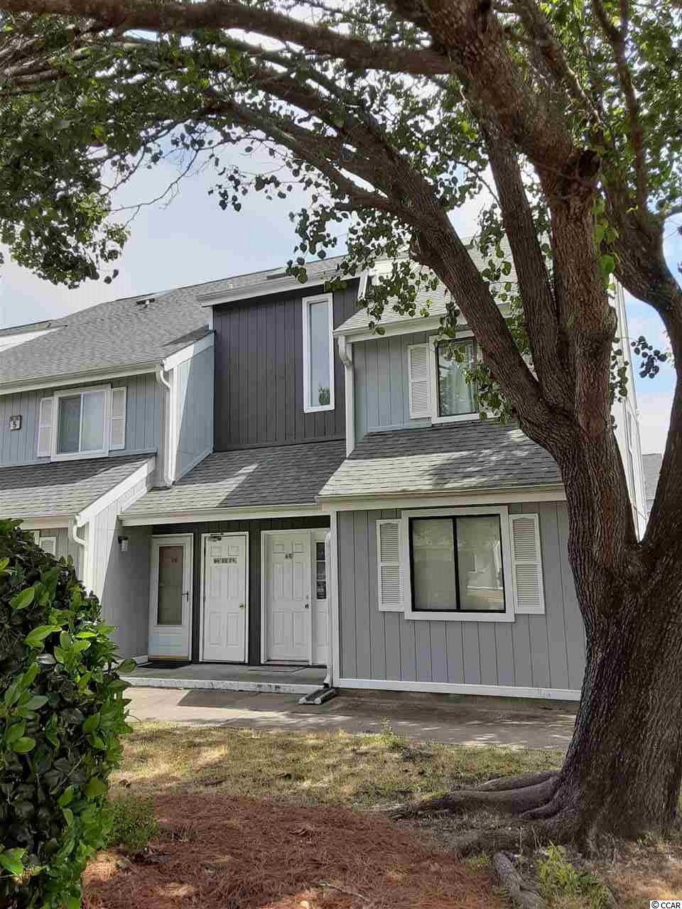 This 2 bedroom 2 bath loft unit is in the popular neighborhood of Golf Colony and close to everything.  Across from McLeod Seacoast hospital, with easy access to shopping, golf and beaches.  The perfect place if you are looking for an investment, home away from home or full time residence.  The balcony off the living room has a view of the pool and a great way to relax at the end the day.  The 2nd bedroom loft is perfect for an office, a guest room or place for the kids.