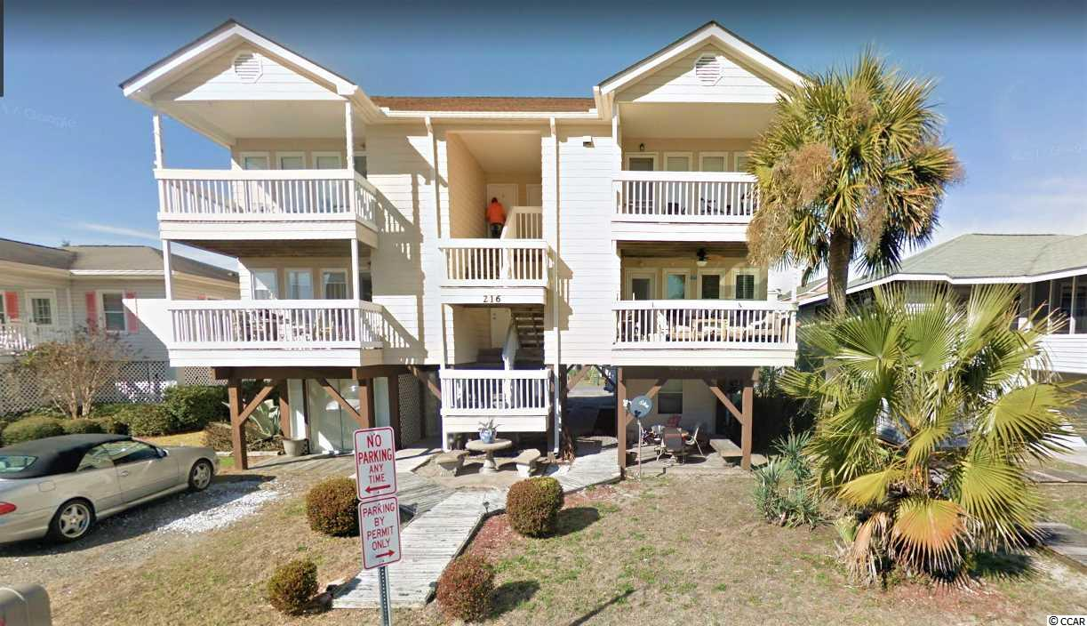 Truly a rare find in the heart of wonderfully charming Surfside Beach!  This well maintained four unit complex with an elevator is located steps from the beach and just a few streets from Surfside Pier. The building consist of recently updated two 1- bedroom 1-bath units and  two 2-bedroom and 2- bath units. Each unit offers a full kitchen, an open living room and a private balcony.  With a cozy picnic area, plenty of parking at the front and the back, ground level storage area and the outside storage shed even a long vacation is a breeze! The best local restaurants, pizzerias, cafes and bakeries are right around the corner. Surfside Farmers' Market is less than a quarter mile down with all the fresh local produce and unique handmade souvenirs from the local artists each Tuesday. Beautifully maintained parks, playgrounds, tennis courts, baseball fields and the library nearby offer many fun activities for all ages with hardly any planning involved. No wonder Surfside Beach has been one of the most desirable destinations at the Grand Strand!