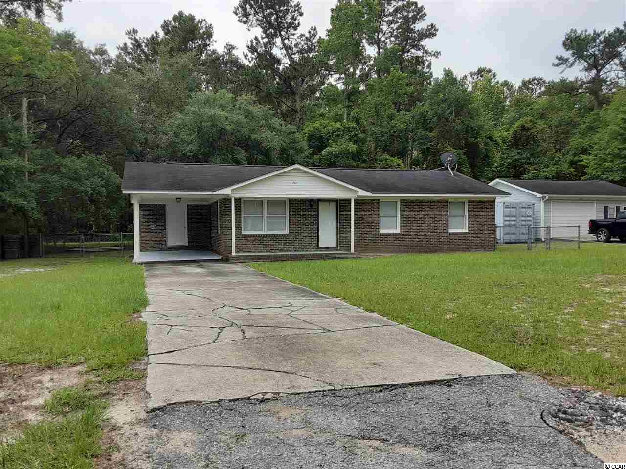 3 bedroom/1 bath brick ranch in the Maryville area of Georgetown. Square footage is approximate and not guaranteed. Buyer is responsible for verification.