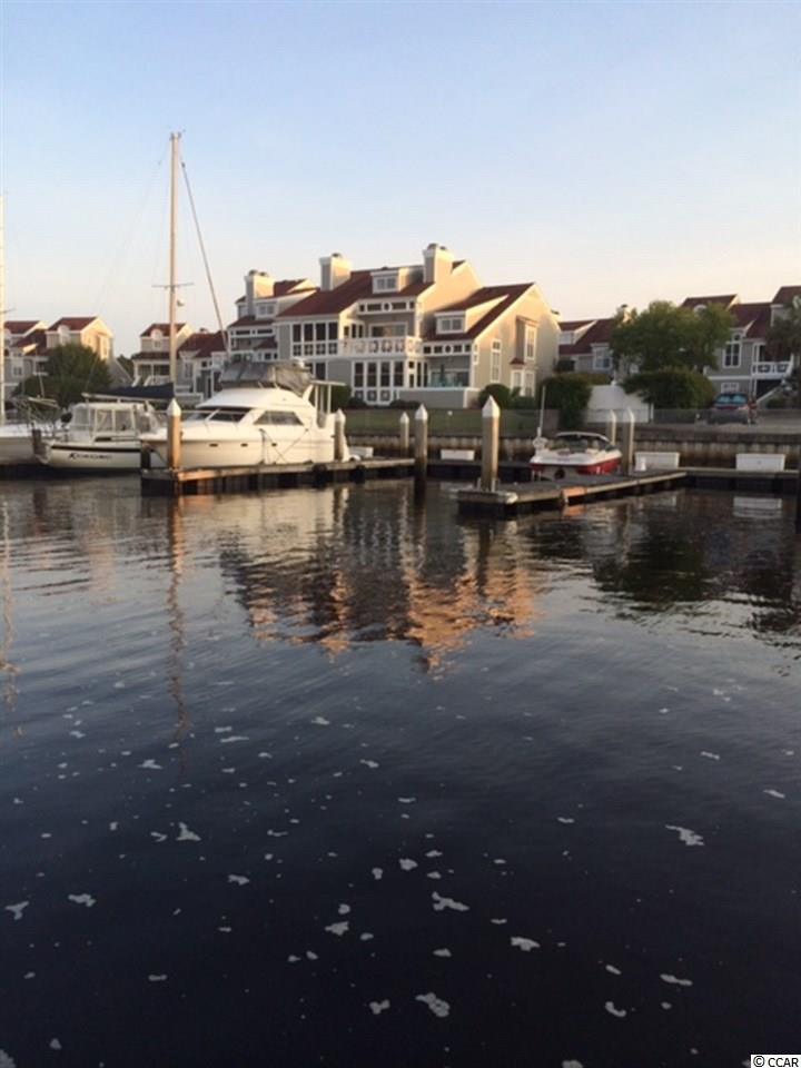 Beautiful 2 bed, 2 bath unit in the gated Mariners Point community along the Intracoastal Waterway in Little River! No need to drive, just walk on over to the neighborhood bar onsite! The amenities are just steps away including a pool, hot tub, clubhouse, tennis courts, basketball courts, and yacht club. This community is just minutes from the beach, plenty of restaurants, golf courses, shopping, entertainment, and so much more along the Grand Strand. Schedule a showing with your agent today!