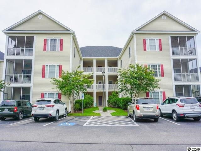 Welcome to the beautiful community of Maddington Place! This end unit is located on the top floor over looking not one, but two ponds! As you enter you are invited by the well kept beach themed condo with an abundance of natural light. This condo is being sold COMPLETELY furnished! This never before rented condo will make for a perfect full-time home or peaceful beach retreat! Schedule your showing now!