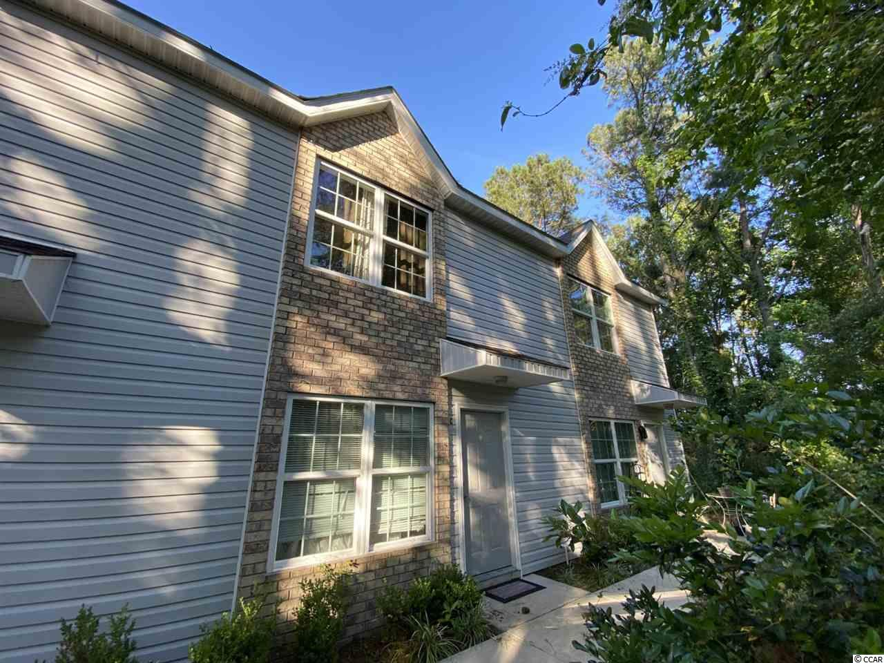 This is a beautiful 4 unit townhouse building built in 2017 that has great investment potential. Located in the heart of Myrtle Beach and priced competitively.