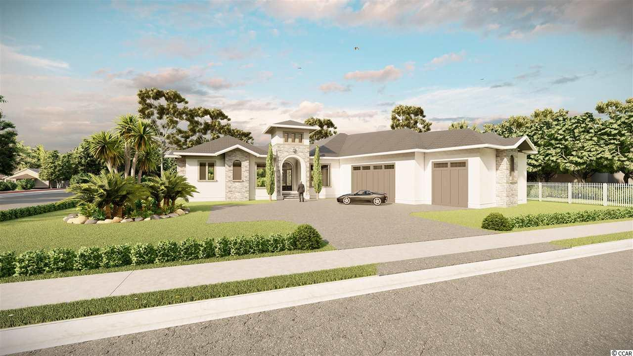 This is a custom crafted floor plan that accommodates an open style with the finest of features. This house is located in the Members Club Cottage neighborhood in Grande Dunes, this 4 BR 4 Bath is constructed with social and entertainment living in mind. This home also has a 3 car garage for ample space. This brand new construction is one of the best opportunities to become a part of Grande Dunes living. Grande Dunes is one of Myrtle Beach's premier residential locations for luxury homes. The grounds cover over 2200 acres of absolutely breathtaking views, waterway living, private golf-course and a 25,000 square foot Ocean Club. The Ocean Club is a wonderful place for fine dining, events, oceanfront amenities and pools with service for food and beverage, meeting rooms and activities. This community also has a premier marina, tennis center and hiking or biking trails!