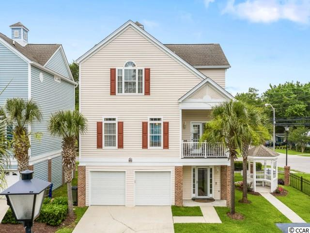 Turnkey 4 bedroom 3.5 bath corner unit only 5 Blocks from the Beach and the Surfside Beach Pier. Close Proximity to Restaurants and Surfside Beach Activities, right in the middle of all that the Surfside Beach Area has to offer. This home is perfect for a primary residence or second home, move in ready with no work needed. Enjoy the community pool and then hop in your golf cart and hit the beach, how could it get any better. It has a large 2 car garage with plenty of room for 2 vehicles and a golf cart, it also has a large storage closet for all your beach gear. The main living area is an open concept that will fit families of all sizes and the home has 4 porches,vaulted ceilings, gas fireplace and ceiling fans throughout. The first floor has a full bath, kitchenette and a private entry.. GUEST SUITE! Don't miss your chance to check out this amazing home.