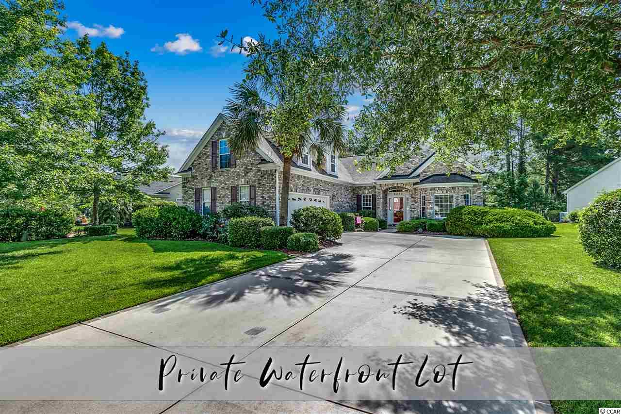 **Brand new roof installed in August of 2020** Private waterfront homes like 6372 Longwood Drive don't come up for sale often! This beautifulbrick fronthome offers established foliage, direct waterfront living, large driveway, and open concept living. 6372 Longwood sits in the very back of the Blackmoor community. This location offers loads of privacy and very little traffic. Not only is the overall locationgreat, this particular waterfrontlot is extremely unique to others you'll find. This particularlot sits on a large pond surrounded by mature trees. This isn't one of the common waterfront homes in which your neighborsacross the pond can look across the pond into your backyard. Here you'll gain true waterfront privacy!!! Scheduleyour showing today.***Be sure to check out the 3D virtual walkthrough with Dollhouse floorplan technology***