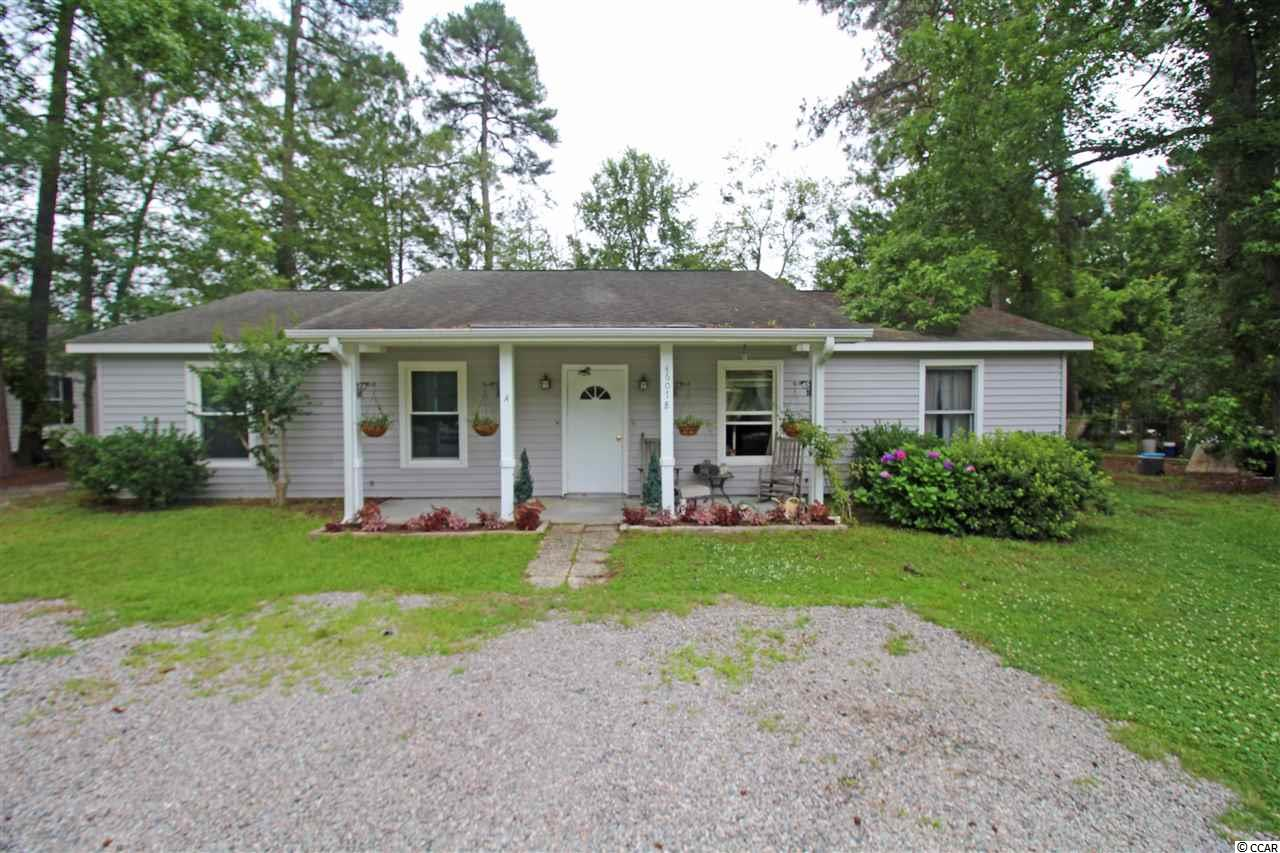 Great Opportunity to own an income producing duplex in Myrtle Beach.  This property offers Two 2BR/1.5B units totaling over 800 sq. ft each.  Unit B already has a tenant in place and has detached storage shed and back deck. Unit A offers laminate flooring, large bedrooms and attached storage outside.  This duplex is off of Highway 501 in the popular Forestbrook area near award winning schools, all major road systems, Tanger Outlet and just a short drive to the beach.  Make an Appointment today!