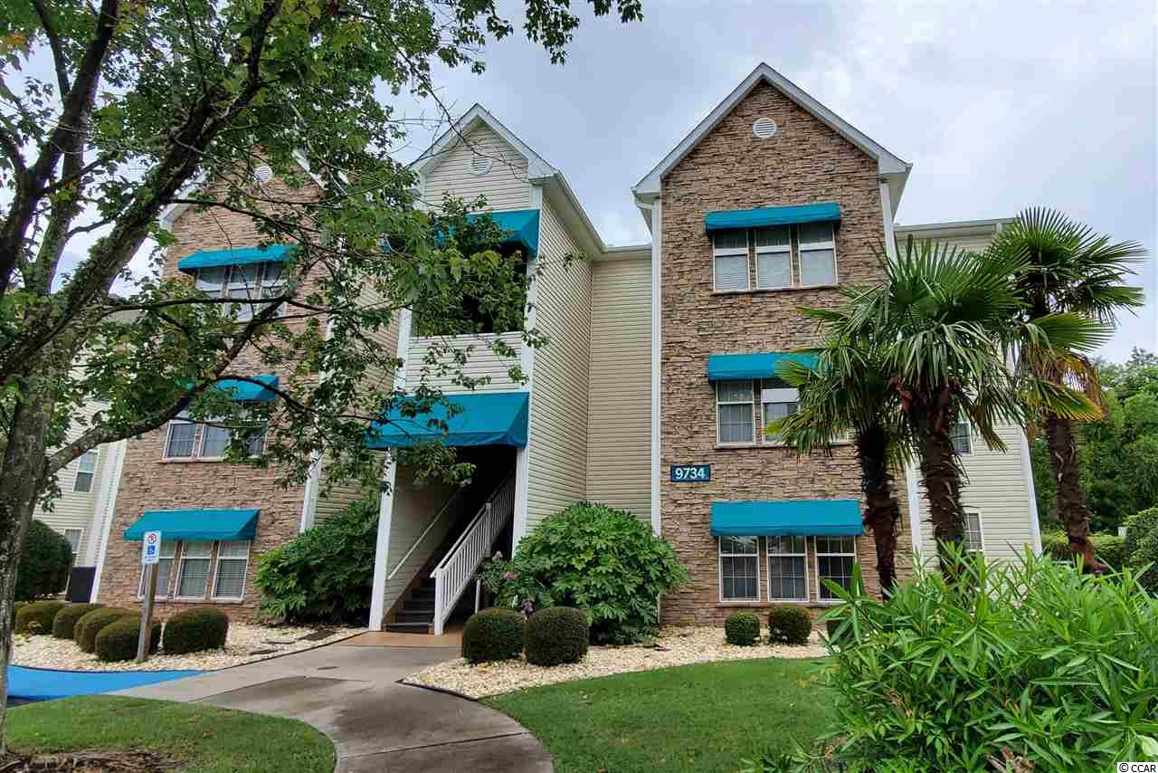 """Sparkling Clean and MOVE IN READY!  Hurry to see this extremely cute & quaint, 1bd/1ba condo located in the sought after community of """"SAVANNAH SHORES!""""  It's east of 17 & one of the LARGEST floor plans. This unit has been extremely well maintained, it's filled with natural light & comes with granite counter-tops, stainless steel appliances, handicap doorways. large closets along with tons of updates by current owner... floors, light fixtures, fans, paint, disposal, closet inserts, microwave and dishwasher.  Use the Carolina room for sitting/reading/tv or """"second bedroom.""""  SAVANNAH SHORES is a quiet gated community w loads of extras! AMENITIES INCLUDES: CLUB HOUSE, SWIMMING POOL, TENNIS COURTS, VOLLEY BALL, FITNESS CENTER, GRILLING AREAS AND  A PUTTING GREEN.  Schedule your showing TODAY...this unit will go FAST!"""