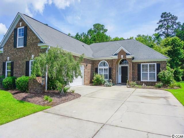 "A PLACE TO CALL HOME This beautiful Prince Creek home is the perfect balance between formal and casual living. The home boasts beautiful hardwood floors throughout all the first floor living spaces and bedrooms and tile floors in the kitchen, foyer and bathrooms.  3 bedrooms, 2 full bathrooms and the large bonus room offers plenty of space for the busy family. The elegant master suite includes a walk-in closet, a garden tub and a stand-up shower.  The timeless style of the kitchen plenty of space on the corian countertops and the 42"" cabinets offer an abundance of space for all your kitchen appliances.  The Carolina Room offers a wonderful space to enjoy coffee while overlooking the spectacular and large backyard.  The large screened porch and beautifully landscaped back garden created outdoor living at it's best!  Community amenities include an outdoor pool and hot tub, a clubhouse with large fitness center, pool tables, library, kitchen and card room, tennis courts and picnic area.  Prince creek at Linksbrook has an active social committee that provides weekly events and dinners."