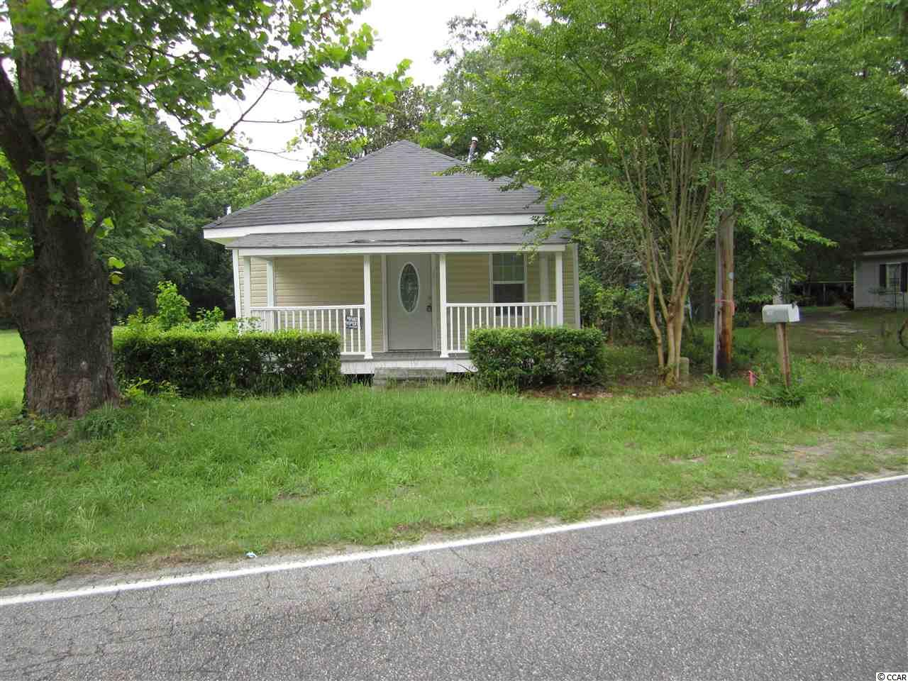 .NO HOA .VERY CUTE SMALL HOUSE IN DOWNTOWN CONWAY..CLOSE TO PARK,MALL ,WALMART, AND RESTAURANTS..GRANITE COUNTER TOPS ,S/S APPLIANCES AND MAINTENANCE FREE FLOORING.SHED MAY STAY OR BE REMOVED BY SELLER.