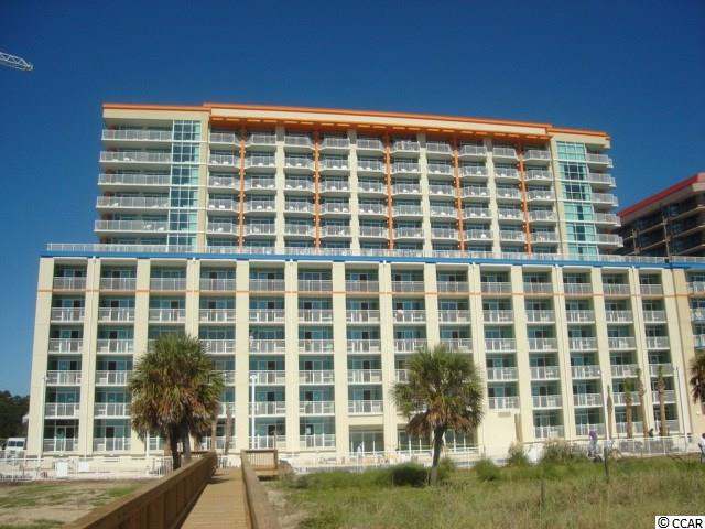 "This is a beautiful ""DIRECT"" oceanfront efficiency unit at Dunes Village resort. Dunes Village is ranked one of the top ten most popular resorts in the country. This efficiency has had new carpet installed in the fall of 2019. Unit has a kitchenette with a  full refrigerator for all those cold beverages you will need to cool down in those hot summer days. From your morning coffee at Starbucks to a relaxing dinner, Dunes Village has you covered. you have choices like Admirals room, Captains cafe, Tiki bar and of course our pool side Grill. We are near all fine dining and shopping areas like Tanger outlets, Barefoot landing and Broadway at the beach. Numerous amenities include water park, indoor/outdoor pools, 24 hr fitness center, Spa, restaurants and lazy river. It has the largest indoor water park here in the Myrtle beach area with its great water slides. All those vacationers that come down in the winter to escape the cold elements have a place to enjoy with their families. If you are looking for that investment that has a great return, this is it! Myrtle beach has all the activities, attractions and on going events to make sure you have a fabulous vacation with fun filled memories."