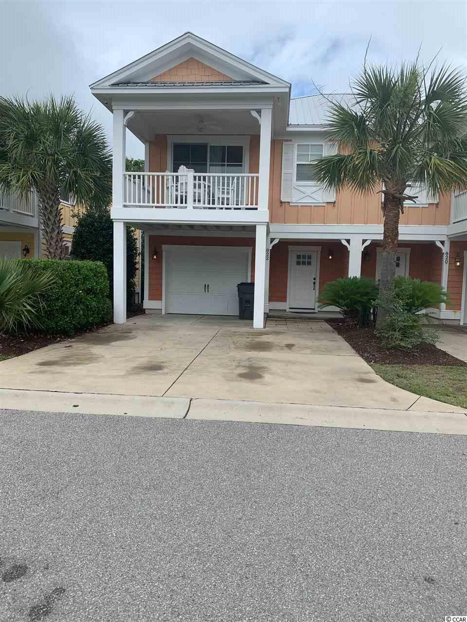 Spacious fully furnished Townhome located in North Beach Plantation.  Amenities include 2.5 acre pool complex with swim up bar, free shuttle anywhere within complex, fitness center.  Located across the street from Barefoot Landing & Marina and 4 championship golf courses. North Beach Plantation also includes 4 onsite restaurants and world class Cinza spa.