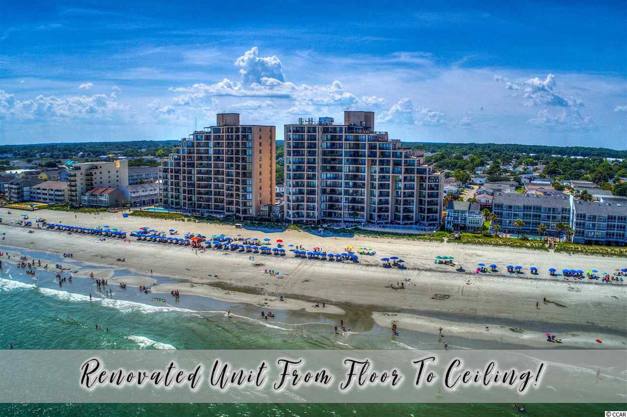 Have you been waiting on another completely renovated 2 bedroom with that *WOW FACTOR* in Surfmaster? Well, the wait is over! The completely updated units don't come up for sale often! There just aren't many in the complex that have an extensive list of updates like #1005. This beautiful unit is sure to check all your boxes. It has it all! It's completely turnkey with not a thing left to do. The renovation list for unit 1005, goes on and on. There's just not enough room here to list the plethora of upgrades and features offered. From a full Gourmet kitchen renovation to a complete master & guest bathroom makeover (Please be sure to ask your agent for a full list of upgrades! They are sure to WOW you!). Contact your agent today today to get your place in line to see this beautiful unit. Those that know the building well can tell you, this unit is available today, but may not be tomorrow. They go very quickly!!
