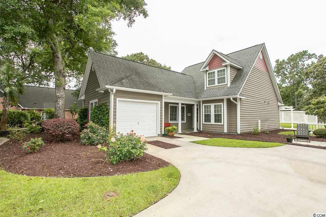 Lovely home with open floor plan. Enjoy the rolling greens located off 5th tee. Formal dining room could be used as a sun room. Great area to grill. Friendly neighborhood.