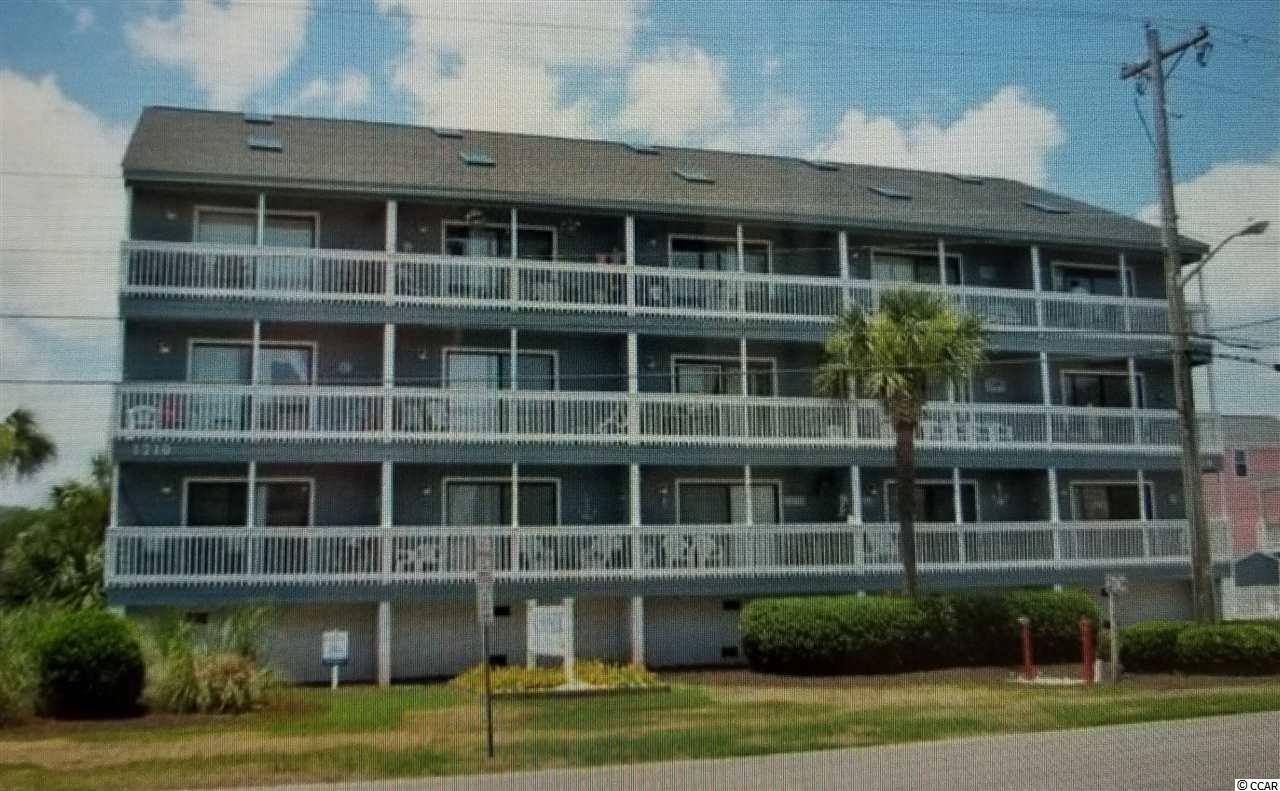 Adorable, 2nd row, OceanView, 2 bedroom, 1 bath condo with pool in the Town of Surfside Beach! Easy 1st floor walkup. Brand new Luxury Vinyl Planks flooring! Beach access across street! Pool area has a grill!