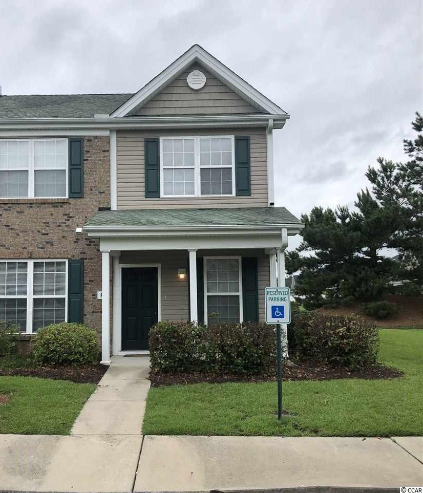Now if your chance to own this wonderful townhome in beautiful Murrells Inlet!!  This townhome features 3 bedrooms and 2.5 baths.  Master bedroom and bathroom is on the first floor.  The upstairs has a large loft, 2 bedrooms and full bathroom. Laminate floors are throughout the home. Enjoy the views of the lake while sitting in the screen porch.  Less than 10 minutes to the beach and minutes from all your everyday needs this townhome won't last long!!