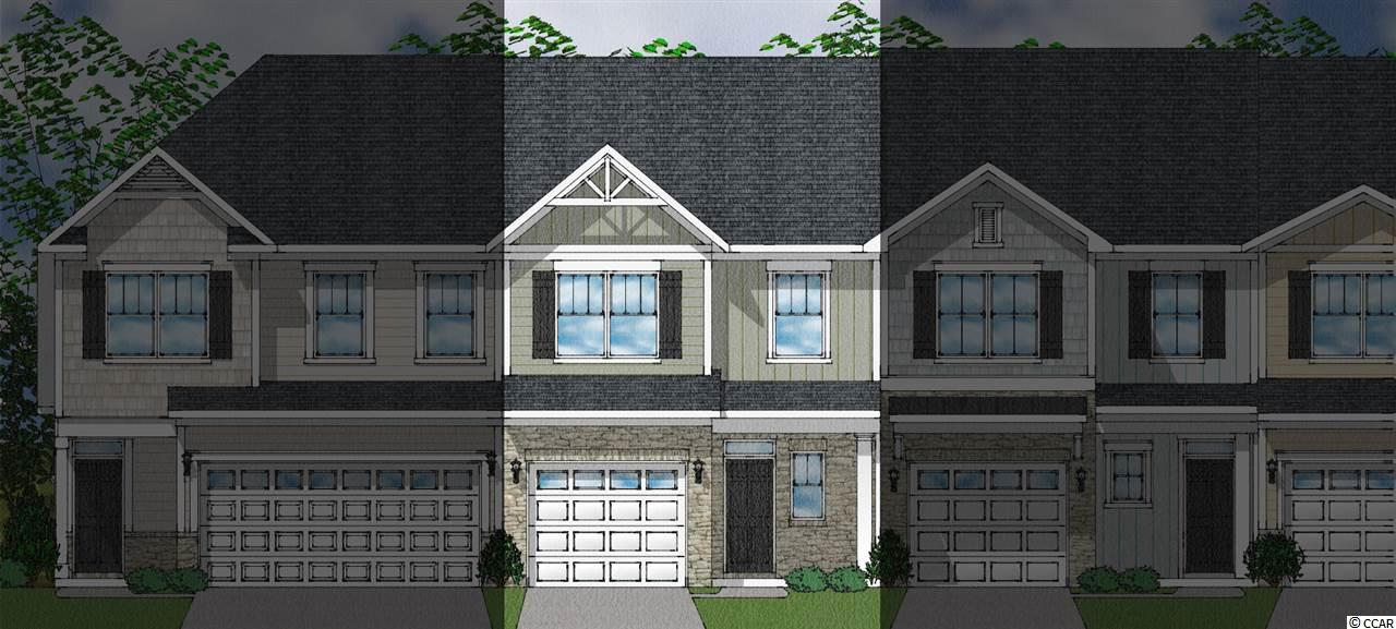 "3 BR, 2.5 baths with 1 car garage. Lovely kitchen with quartz counter and ceramic tile back splash both grace the gray cabinets with under cabinet lighting and pendants over the peninsula, and even a walk-in pantry. The living and dining space are ample and have a powder room for your convenience. Outside is a 19'4"" x 6' Covered patio for those relaxing times with your family. All bedrooms are upstairs with the master at the rear of the home. The master with a trey ceiling also has dual sinks and a soaker tub + a shower all with an adjacent walk-in closet. A Natural Gas Community featuring a gas Rinnai tank less hot water system, gas heat, and as an option gas cooking.Low HOA offers weekly lawn maintenance, trash and recycle and resort style pool, cabana, and gym. Lots more to come and see!"
