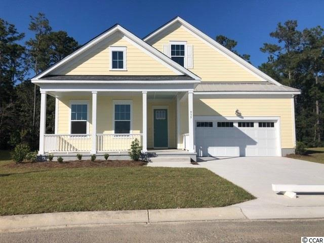 This popular Davidson Plan offers three bedrooms and two full baths.  Design features are extensive and a must see! Longwood Bluffs is located in Murrells Inlet and part of the Prince Creek Master Planned Community. Offering natural gas, this community is conveniently located approximately 5 miles from the ocean, 3 miles from Murrells Inlet Marshwalk for boating, restaurant, fishing, local events, & relaxing. Brookgreen Gardens is 8 miles away, and retail and grocery shopping only a short drive. Don't forget the nearby award-winning PGA TPC Golf Course where you can golf or just dine for breakfast or lunch with spectacular golf course views. Homeowners have access to the Prince Creek West Amenity Center (The Park) where they can enjoy the fabulous nature trail, kiddie pool, tennis courts, playground, outdoor covered pavilion with fireplace, and grilling area.