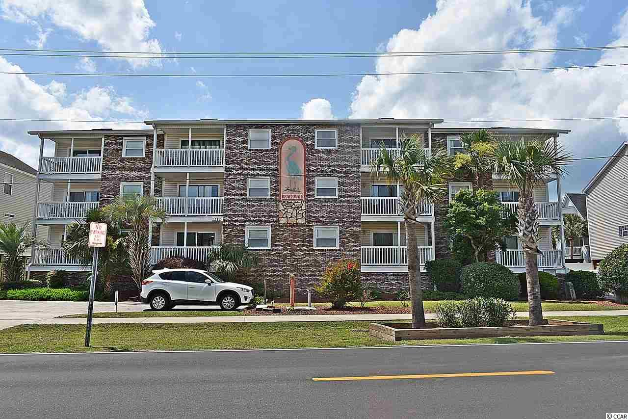 """Lovely  2br/2bth corner condo  2nd Row in Surfside Beach. This is a 3RD floor condo (no elevator) but worth the climb....Vaulted ceiling and huge living dining area. This corner locations provides lots of windows and the  pretty covered deck has great panorama view of Surfside Even peaks at the ocean across the street. There is easy public access right across from the condo. Pool deck has just had pavers added. New stairs on either end of the building. (Assessment  for the stairs has been paid by seller.) Convenient location in Surfside Beach affords  easy access to  all the community activities. In our """"hot market"""" I would put it at the top of the list. THE CONDO IS RENTED SAT. TO SAT MOST OF THE SUMMER. SATURDAY SHOWINGS BETWEEN 10 AND 2 MOST DOABLE"""