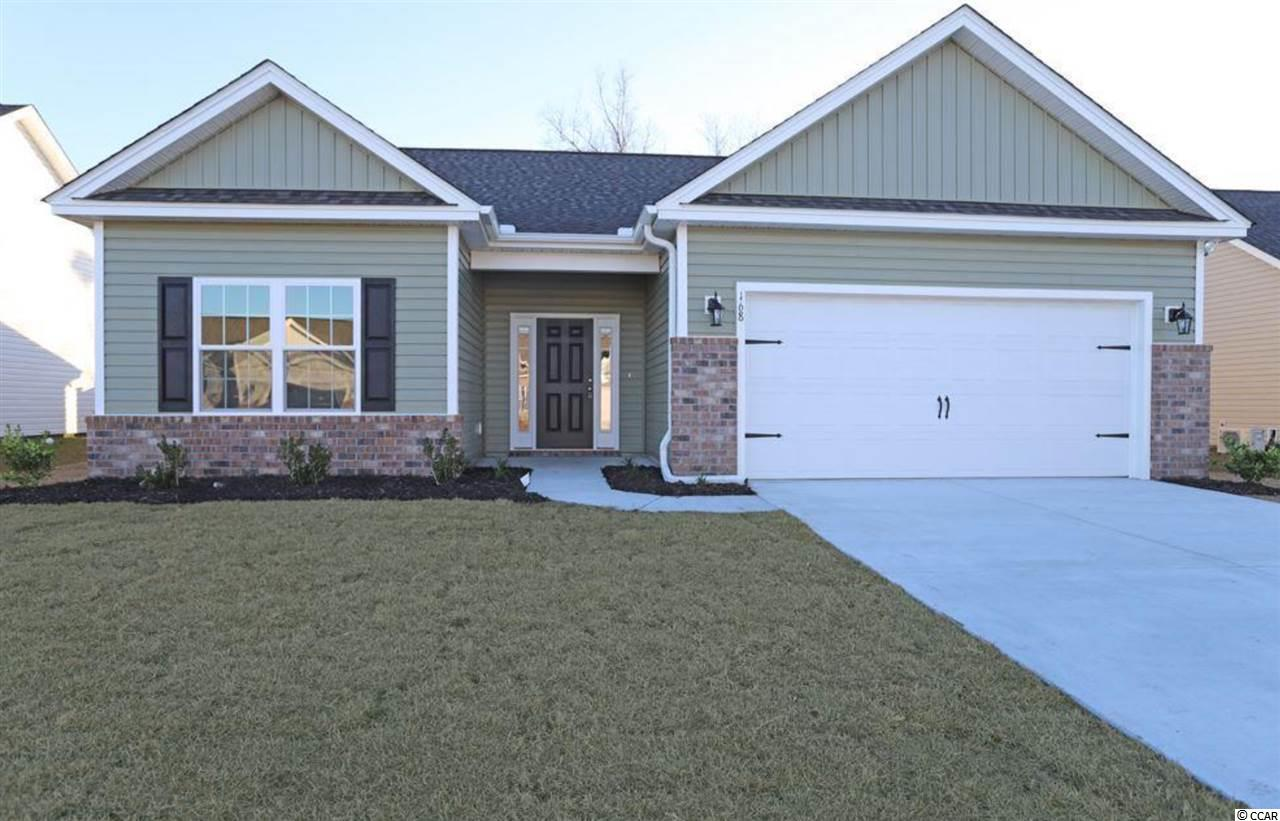 Opportunities like this don't come around often! NEW CONSTRUCTION, NO HOA, SPACIOUS LOT, approx. 1.5 miles to Pawleys Island Beaches. Finished pictures shown of are same model home-finishes and selections  may vary in color. Owner is a licensed SC Realtor