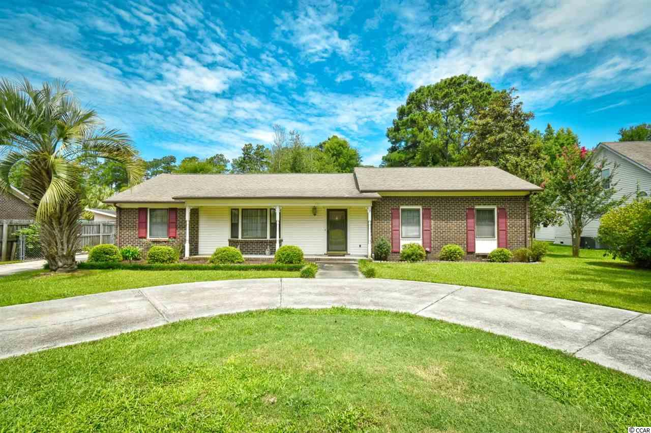 This 4 bed 2 bath located in Cimerron Plantation is a must see! It is well maintained, and offers of plenty of living space, large bedrooms, and lots of storage! The yard is large, secluded, and fenced in. It can be enjoyed on the concrete patio or from the screeened porch that offers a ceiling fan and a/c unit! The home has a voluntary HOA and is a great opportunity. Schedule your showing today!