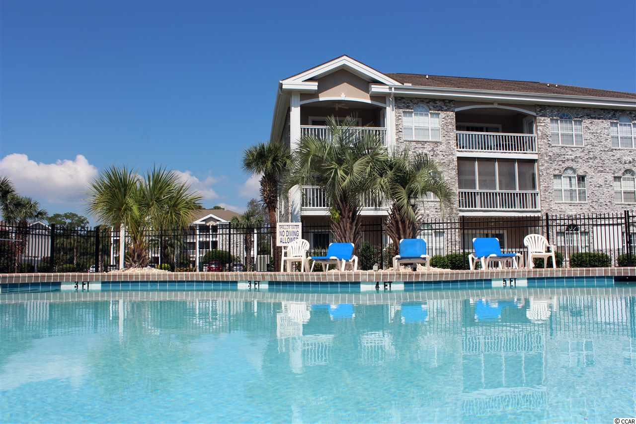 EASY ACCESS TO SWIMMING POOL AND GRILLING AREA! MYRTLEWOOD GOLF COURSE IS ON SITE WITH 36 HOLES AND A DRIVING RANGE. 6 SWIMMING POOL AREAS. SHORT DRIVE 1.5 MILES TO THE BEAUTIFUL BEACHES OF THE GRAND STRAND AND BROADWAY AT THE BEACH THE LARGEST ENTERTAINMENT VENUE IN MYRTLE BEACH. BROADWAY AT THE BEACH OFFERS SHOPPING, RESTAURANTS, THEATRES, NITE LIFE AND JUST FUN FOR ALL AGES. THIS CONDO IS A MUST SEE!!