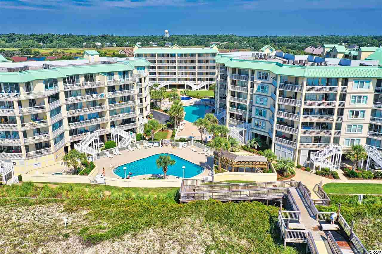 "Spectacular Oceanfront Location and Interior Design Highlight this Luxury Oceanfront Villa as a ""Premier Litchfield Property!""  Every Attention to Detail has been made and maintained for Comfort and Carefree Beach Style.  Interior Furnishings, Accessories and Art have been Selected to provide a Modern and Sophisticated Experience that Friends, Family and the littlest Beach Goers can All Enjoy.  High End Granite Kitchen, Stainless Steel, All Terrazzo Tile, Wrap Balcony providing Sunrise and Sunset Views, Tasteful Bedroom Suites and Open Living are all Move-in Ready and cannot help but be Satisfactory to the Most Discerning.  The Litchfield Beach Somerset Oceanfront Villa Owners Boast as the Largest Landowners on any Litchfield-Pawleys Island Beach.  Relax, Kickback and Enjoy the Best of the Best at Litchfield by the Sea!"