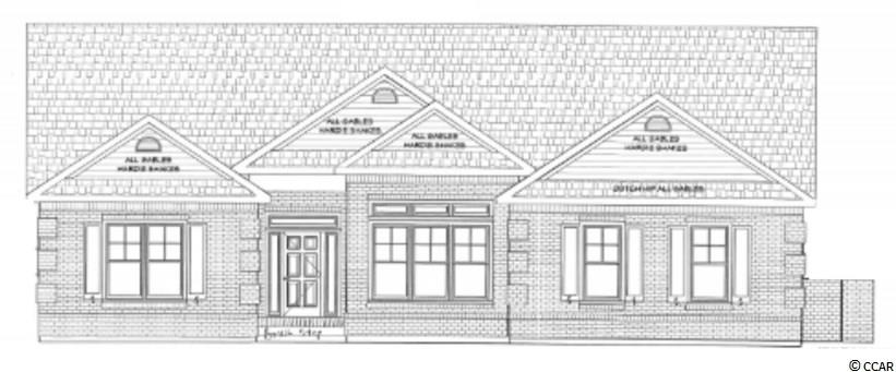 NEW FIVE-BEDROOM HOME to be built in Cypress River Plantation by long-time local custom builder Derrick Blanton Construction.  Brick, hardieboard, and stone exterior.  LVP flooring throughout except carpet in bedrooms.  Granite in kitchen and all baths.  Deluxe tile shower in master bathroom.  Fully landscaped yard.  Covered patio in rear. House has 3 bedrooms, 2 1/2 baths downstairs with 2330 heated sq ft, PLUS 2 bedrooms, 1 bath and second living area upstairs with 1095 heated sq ft, for total of 3425 heated sq ft, plus 561 sq ft garage (oversized 2-car), 240 sq ft covered rear porch, 32 sq ft covered front porch, for total of 4258 total sq ft (PER PLANS). All finishes and selections can be changed to match desires of buyer.