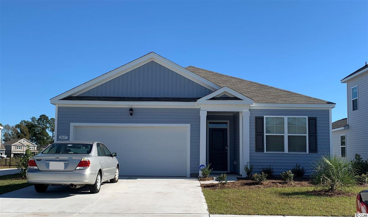 This Aria has it all! Open concept home with a modern design including gray painted cabinets and granite countertops. This floorplan features lots of windows and 9ft. ceilings allowing natural light to flow in. The living and dining rooms are adjacent to the kitchen which makes entertaining effortless. Come see all the insightful features designed with you and your lifestyle in mind, including a split bedroom layout, beautiful yet durable laminate flooring, and our industry leading smart home package that will allow you to monitor and control your home from the couch or across the globe.  *Photos are of a similar Aria home. (Home and community information, including pricing, included features, terms, availability and amenities, are subject to change prior to sale at any time without notice or obligation. Square footages are approximate. Pictures, photographs, colors, features, and sizes are for illustration purposes only and will vary from the homes as built. Equal housing opportunity builder.)