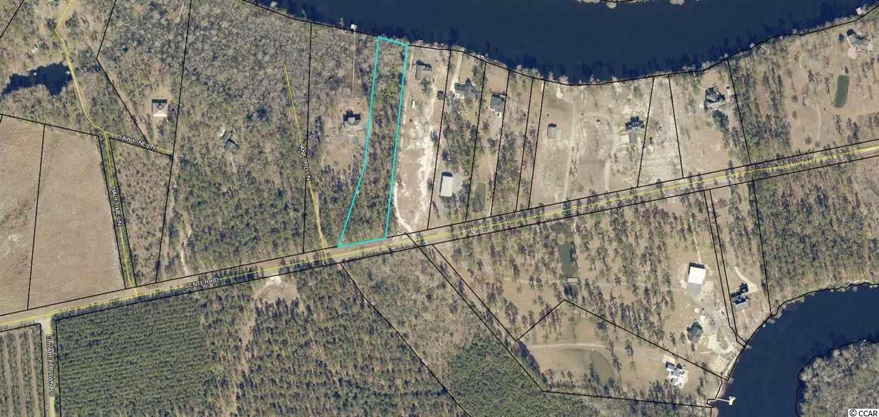 Large River Front Lot 2.54 acres located In Georgetown, SC.